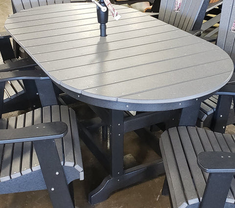 Patio Dining Table - Oval - Ship to Store - Pickup In Store Only