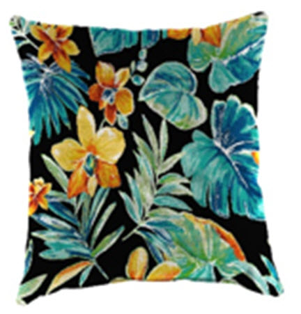 Throw Pillow - Beachcrest Botanical