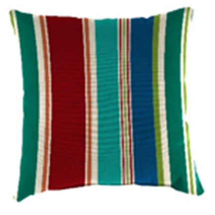 Throw Pillow - Bella Multi Stripe