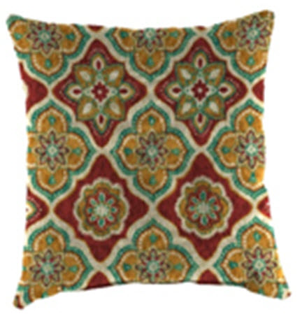 Throw Pillow - Adonis Jewel
