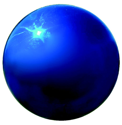 "10"" MIrror Ball Cobalt"