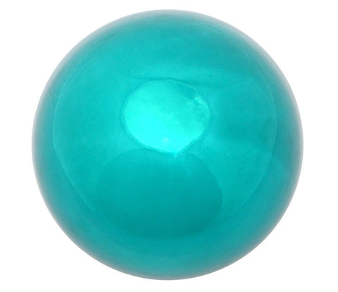 "10"" Mirror Ball Turquoise"