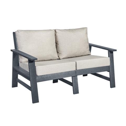 Shelburne Loveseat with Cushion - Ship to Store - Pickup In Store Only