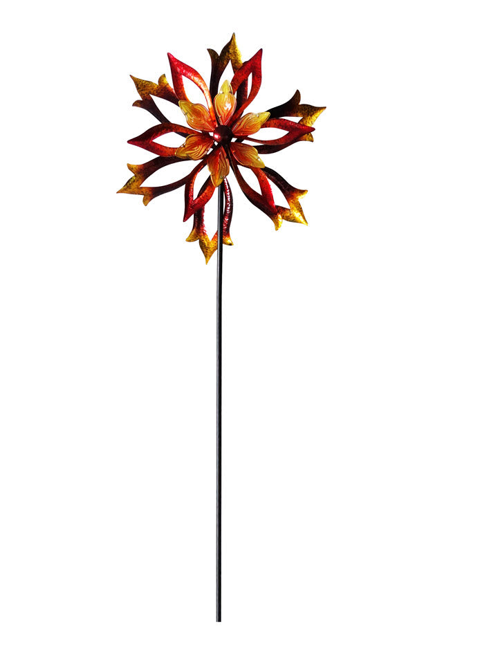 Firey Flower Dual Action Spinner - Ship to Store - Pickup In Store Only