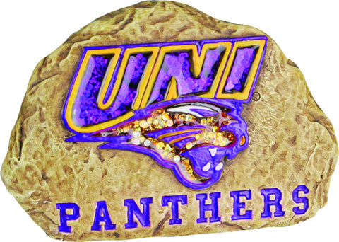 UNI Panthers Mosaic Stone