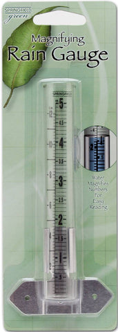 Glass Rain Gauge Tube