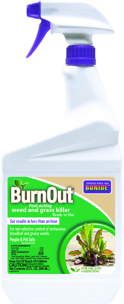 Bonide BurnOut Weed Killer