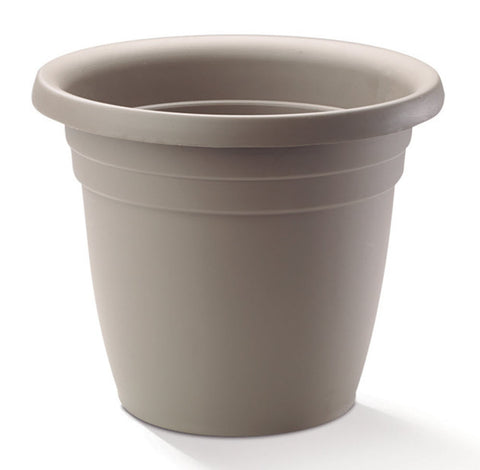 Crescent Emma Planter Cappuccino - Pickup In Store Only