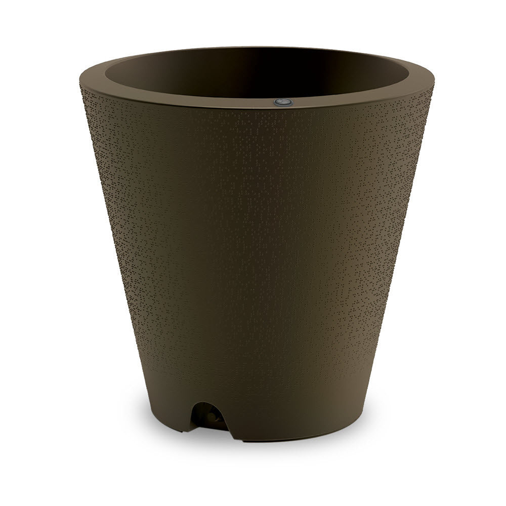 Crescent TruDrop Dot Planter Old Bronze - Ship to Store - Pickup In Store Only