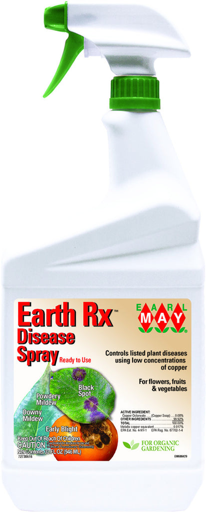 Earth RX Disease Spray Ready to Use