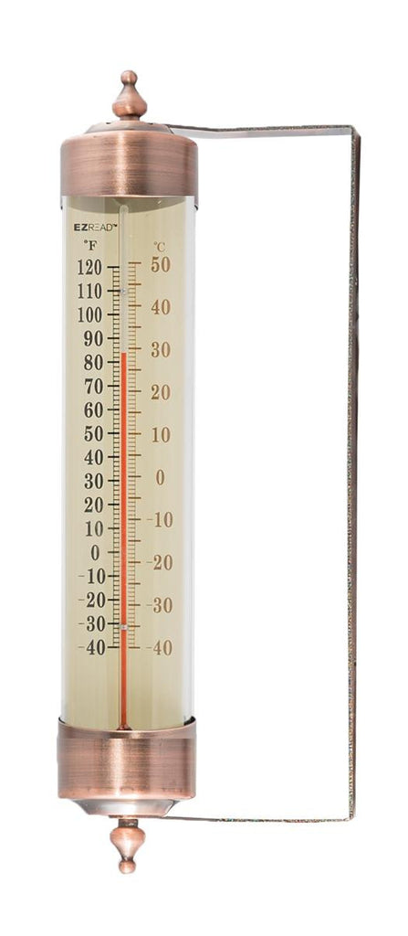 E-Z Read Bronze Thermometer