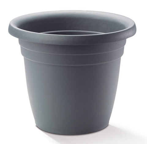 Crescent Emma Planter Charcoal