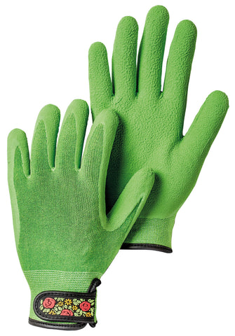 Garden Bamboo Green Gloves