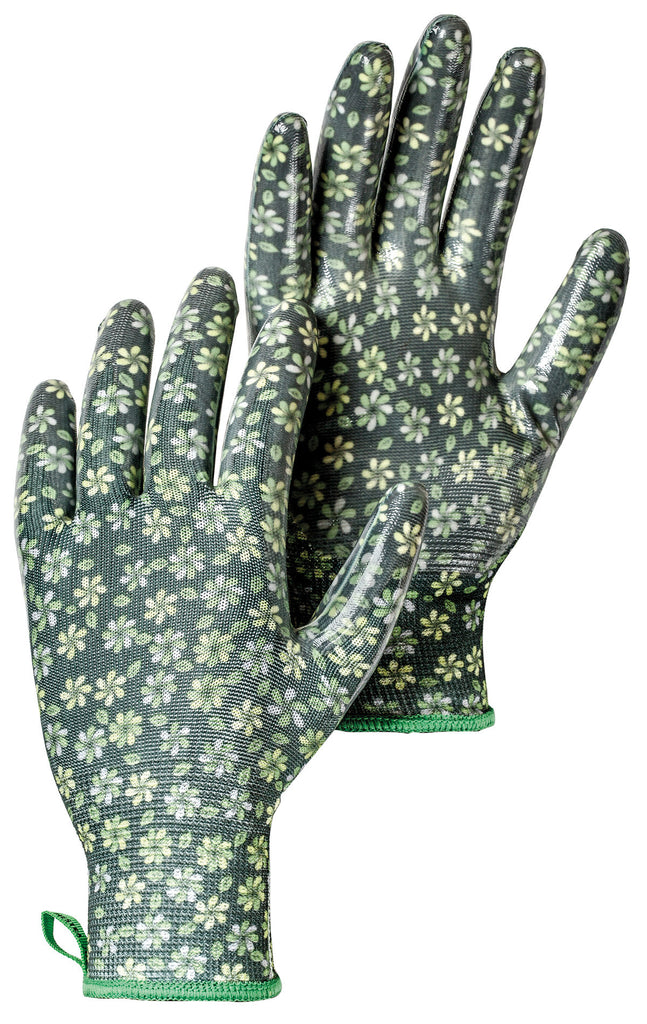 Garden Dip-Green Gloves