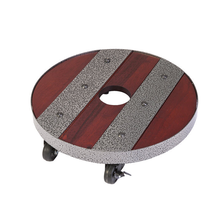 Industrial Round Caddy