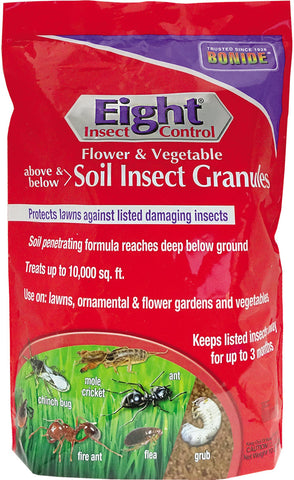 Eight Soil Insect Granules