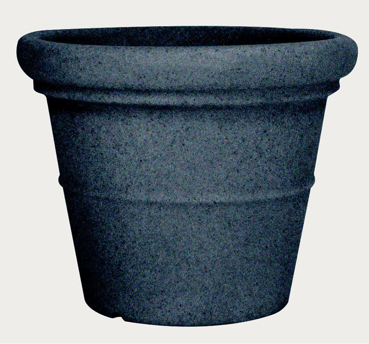 Terrazzo Round Plastic Pot - Ship to Store - Pickup In Store Only