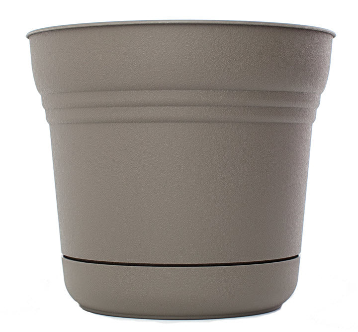 Saturn Planter Peppercorn - Ship to Store - Pickup In Store Only