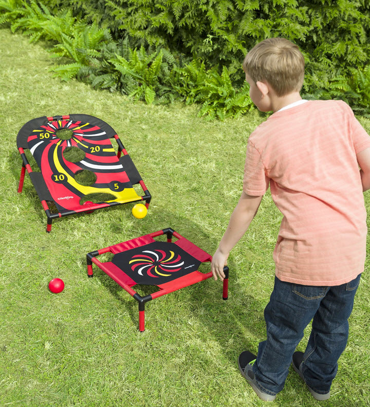 Ball Bounce Target Game