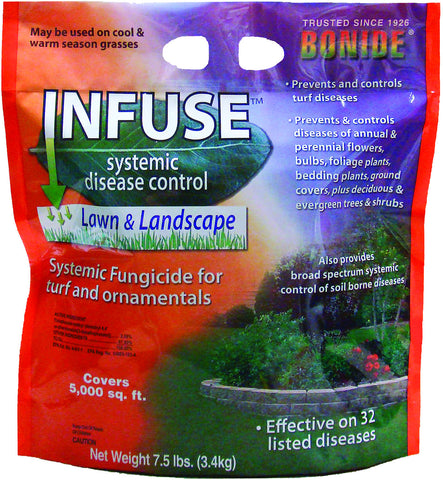 Infuse Lawn Disease Control
