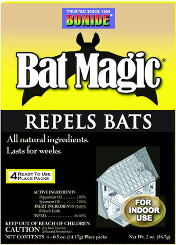 Bat Magic Repellent
