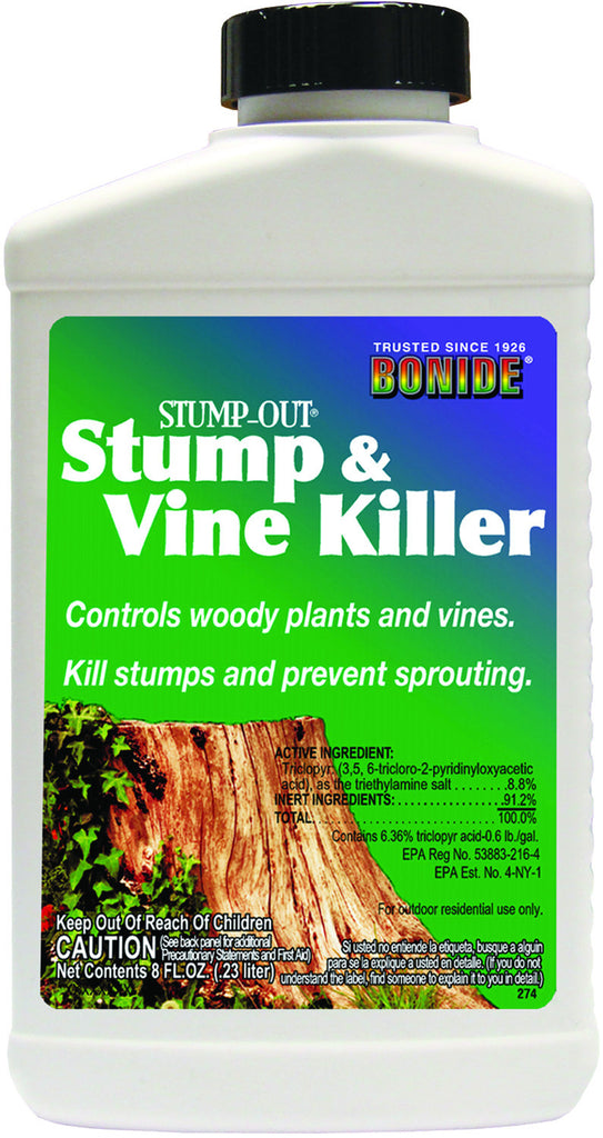 Stump and Vine Killer