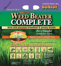Weed Beater Complete Weed Control