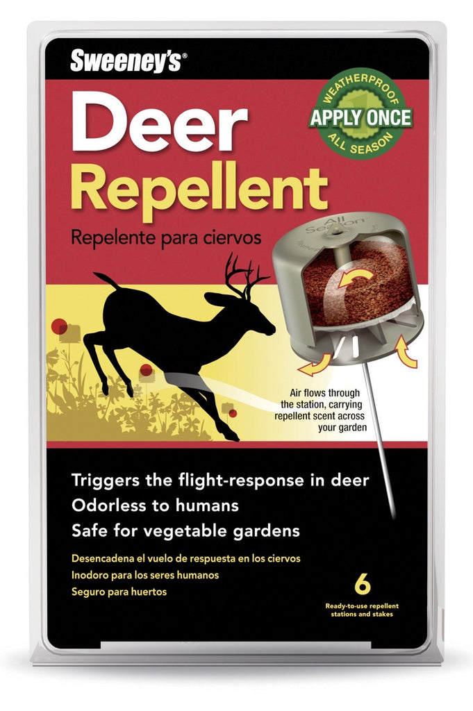 Weather Proof Deer Repellent