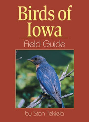 Birds Of Iowa Book