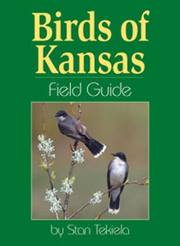 Birds of Kansas Book