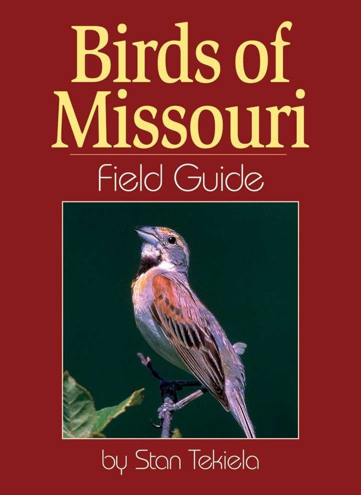Birds of Missouri Book