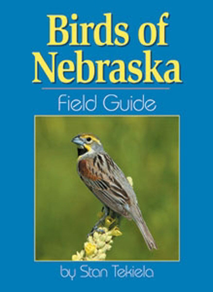 Birds of Nebraska Book