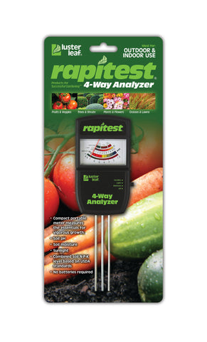 Rapitest 4 Way Analyzer