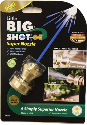 Lil Big Shot Nozzle