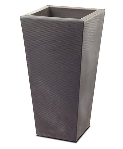 Crescent Bowery Planter Old Bronze - Pickup In Store Only