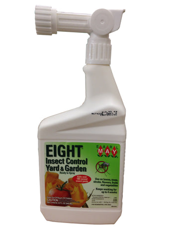 Eight Insect Control Ready To Spray