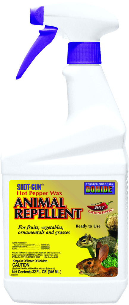 Hot Pepper Wax Animal Repellent