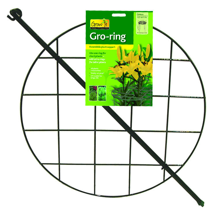 Gro-Ring w/ Legs Plant Support