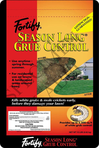 Season Long Grub Control