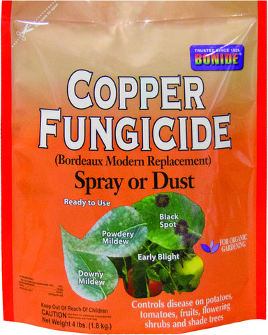 Copper Dust Fungicide