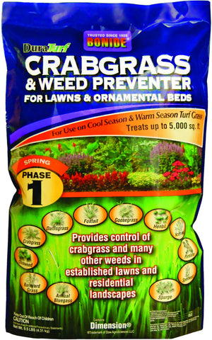 Crabgrass & Weed Preventer