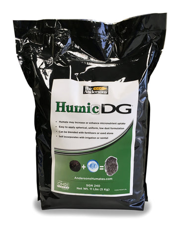Humic DG Soil Conditioner
