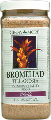 Grow More Bromeliad Tillandsia Food