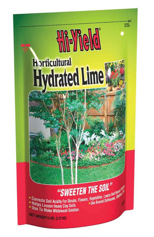 Hydrited Lime