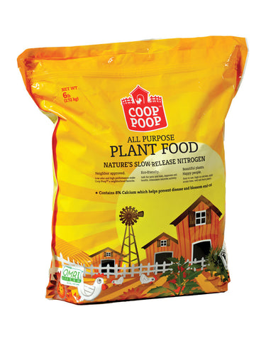Coop Poop All Purpose Plant Food