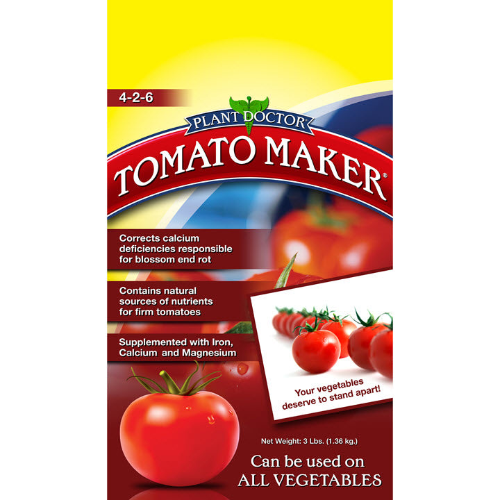 Organic Tomato Maker Fertilizer