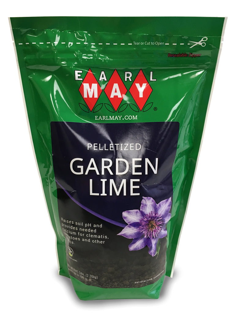 Organic Pelletized Garden Lime