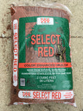 Earl May Select Red Mulch - Ship to Store - Pickup In Store Only