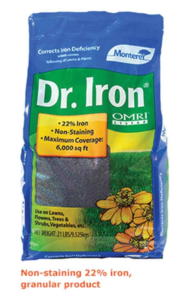 Dr. Iron Soil Amendment