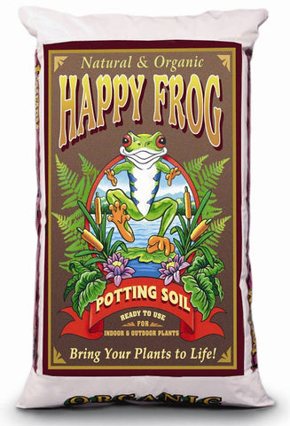 Happy Frog Organic Potting Soil